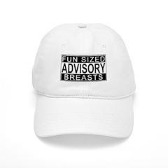 Fun Sized Breasts Baseball Cap