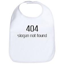 404 slogan not found Bib
