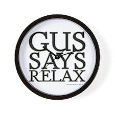 Gus.3 Wall Clock