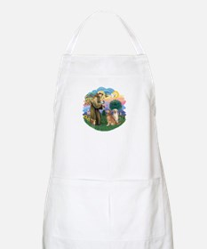 StFrancis(ff)-Two Goldens Apron