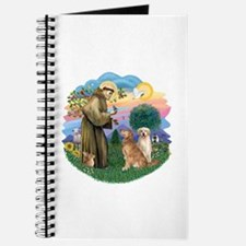 StFrancis(ff)-Two Goldens Journal