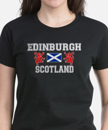 Edinburgh Women's Dark T-Shirt