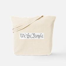 'We The People' Tote Bag