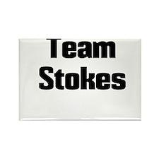 Team Stokes 1 Rectangle Magnet