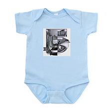 Heavy Metal 5 Infant Creeper