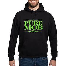 Official Lil Rue Neon Green Print Hoodie