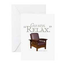 Gus.1 Greeting Cards (Pk of 10)