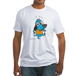I'm Outta Here! Fitted T-Shirt