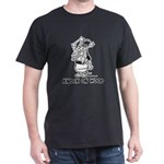 Superstitious Doggy - Knock o Dark T-Shirt