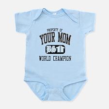 BS11Prop Infant Bodysuit