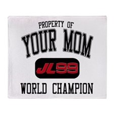JL99Prop Throw Blanket