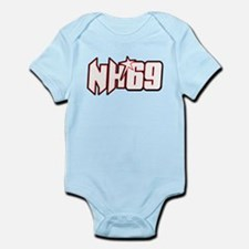 NH69line Infant Bodysuit