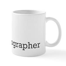 Photographer- Mug