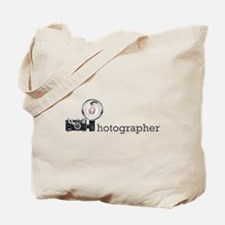Photographer- Tote Bag