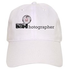 Photographer- Baseball Cap