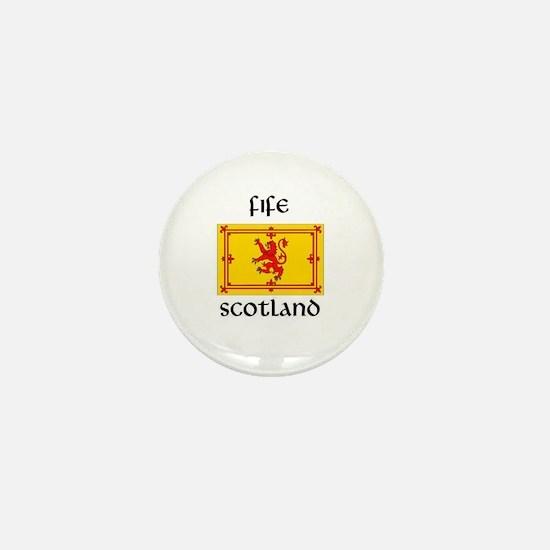 Funny Burghs Mini Button