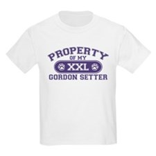 Gordon Setter PROPERTY T-Shirt