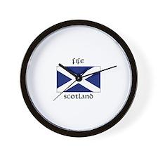 Unique Golf scotland Wall Clock