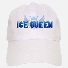 Ice Queen Baseball Baseball Cap
