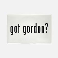 GOT GORDON Rectangle Magnet (10 pack)