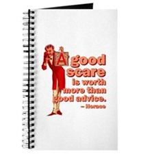 A Good Scare Journal