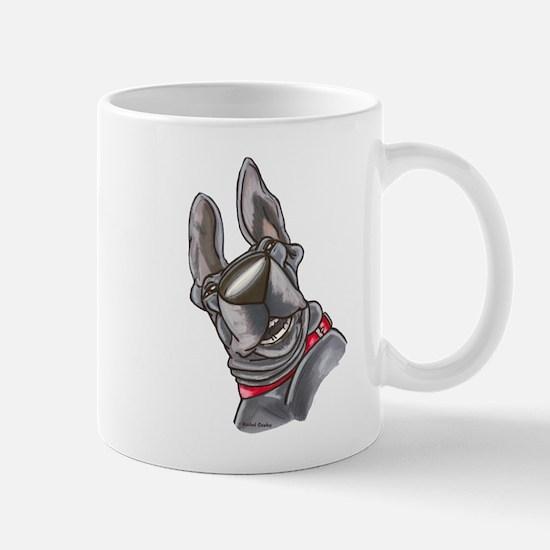 NBlu Upsidedown Mug