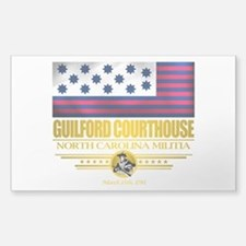 """Guilford Courthouse"" Decal"