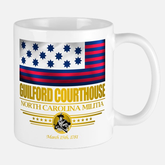 """""""Guilford Courthouse"""" Mug"""