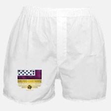 """Guilford Courthouse"" Boxer Shorts"