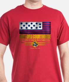 """Guilford Courthouse"" T-Shirt"