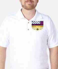 """Guilford Courthouse"" Golf Shirt"