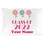 Personalized 2022 School Class Pillow Case