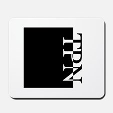 TPN Typography Mousepad