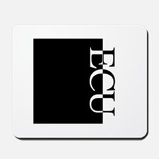 ECU Typography Mousepad