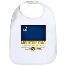 """Moultrie Flag"" Bib"