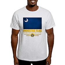 """Moultrie Flag"" T-Shirt"