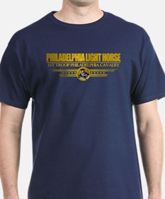 """Philadelphia Light Horse"" T-Shirt"