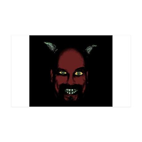 Devil 35x21 Wall Decal