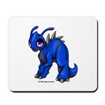 Blue Kronomantis Mousepad