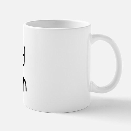 I LOVE MY Kishu Ken Mug