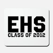 2012 Graduation Mousepad