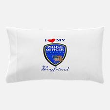 Police Boyfriend Pillow Case