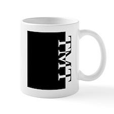 TMT Typography Mug