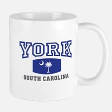 York South Carolina, Palmetto State Flag Mug