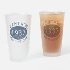 1937 Aged To Perfection Drinking Glass