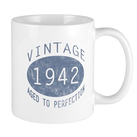 1942 Aged To Perfection Mug