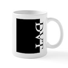 DVT Typography Mug
