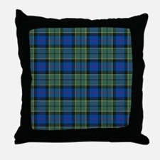Tartan - Forsyth Throw Pillow