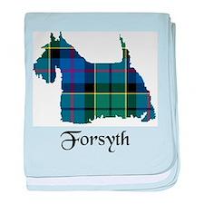 Terrier - Forsyth baby blanket