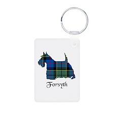 Terrier - Forsyth Aluminum Photo Keychain